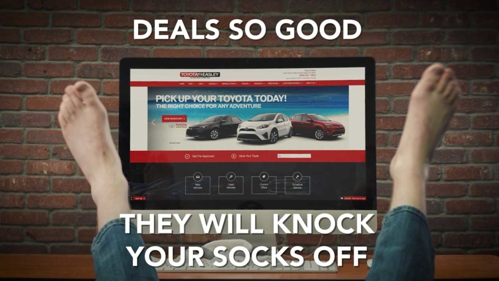 SV12 Knock Your Socks Off