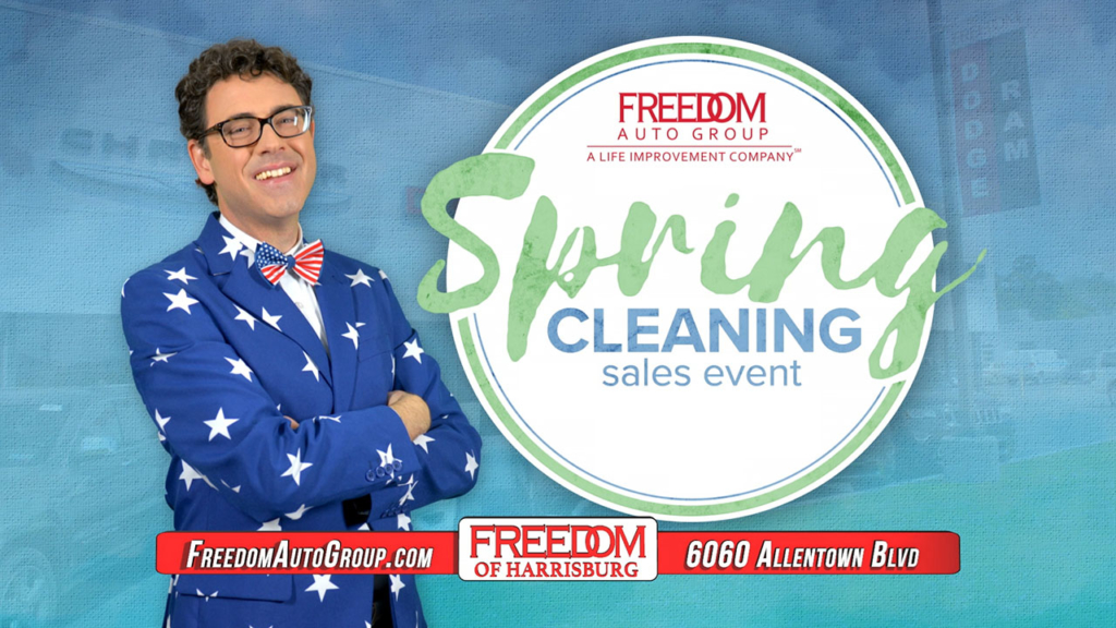 Spring Cleaning Event - Freedom Auto Group
