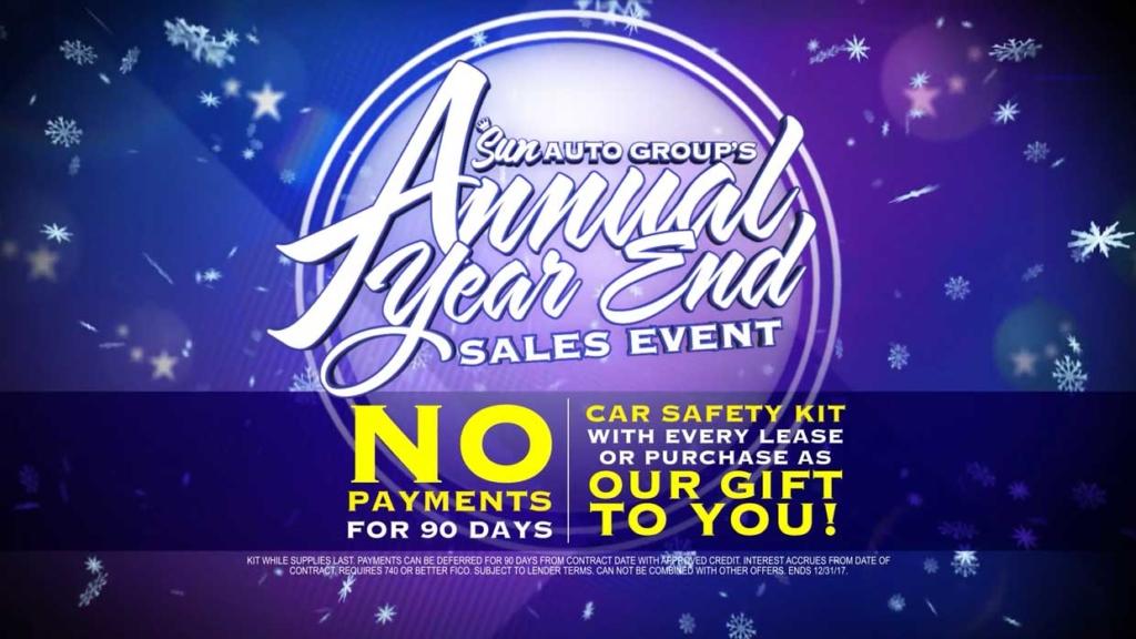 Sun Auto - Annual Year End Sale Silverado