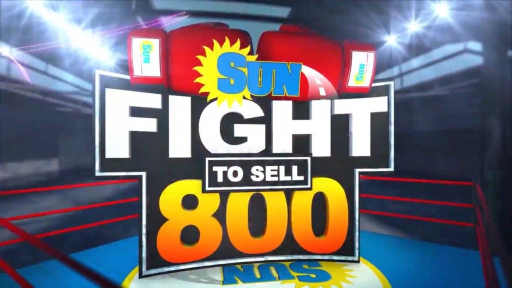 Sun Auto Fight To Sell 800 Silverado Special